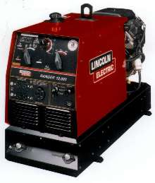 Welder/Power Generator provides 10,000 W peak power.