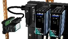 Automation Control offers optional Fieldbus modules.
