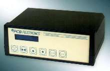 Signal Conditioner works with piezoelectric sensors.