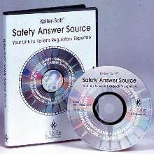 Software helps users find answers to safety questions.