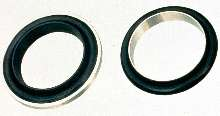 Ring Seal Assemblies handle temperatures up to 608°F.