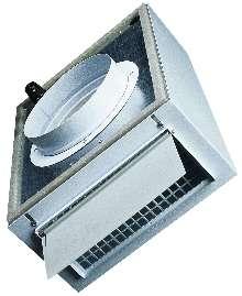 External Mount Fans offer through-the-wall solution.
