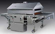 IR Conveyor Oven suits cleanrooms and food processing.