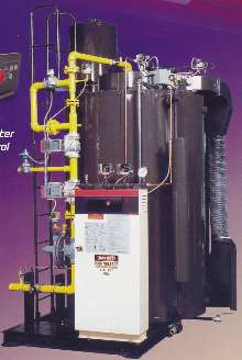 Steam Boilers produce dry steam.