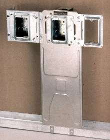 Floor Mount Box Support enables ADA compliance.
