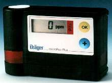 Phosphine Monitor provides maintenance-free operation.