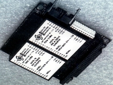 Output Modules are PC104 compliant.