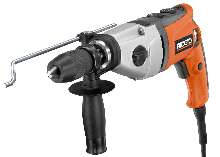 VSR Hammer/Pulse Drill offers two modes of operation.