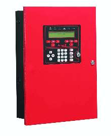 Fire Alarm Control Panel suits small/med-sized installations.