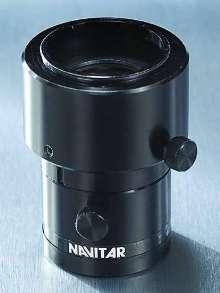 Camera Adapter permits digital recording.