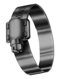 Hose Clamps offer 4-piece design.