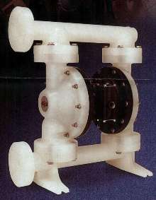 Diaphragm Pump is suited for process industries.
