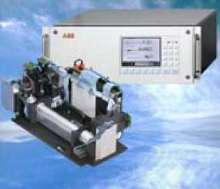 Continuous Gas Analyzer provides emission monitoring.