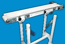 Low-Profile Conveyors have open-side stand design.