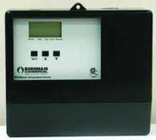 Boiler Control protects against thermal shock.