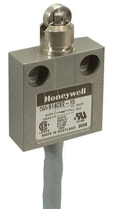 Limit Switches suit industrial control applications.