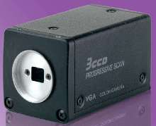 One-Piece Color Camera suits machine vision applications.