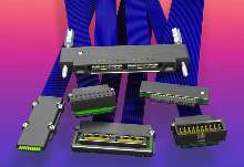 Cable Assemblies provide I/O solutions on .5 and .8 mm pitch.