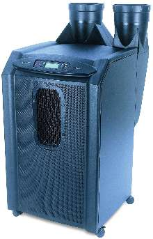 Portable Air Conditioner cools small rooms and data closets.