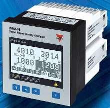 Power Quality Analyzer measures/controls various parameters.