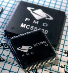 Processor provides IC-based motion control.