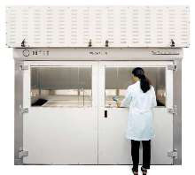 Clean Air Enclosures suit high-volume robotic applications.