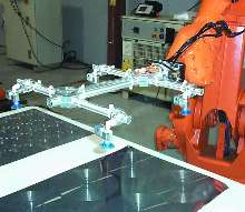 Tooling System suits light material handling applications.