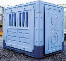 Portable Storage Units feature modular design.