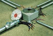 Junction Box is suited for hazardous environments.