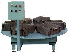 Indexing Part Sorting Table suits loose piece manufacturing.
