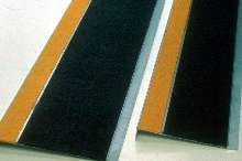 Aluminum Treads cover all sizes of stairs/steps.