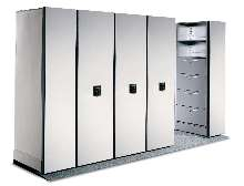 Mobile Storage Systems use Internet interface for monitoring.