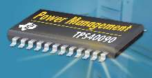 Multi-Phase DC/DC Controllers support 40-120 A.