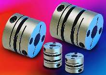 Couplings handle torque ratings from 4.43-885 lb-in.