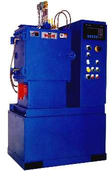 Compression Molding Press is suited for cleanroom use.