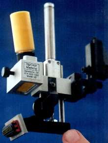 Ink Code-Marking Machine can be used in tight spaces.