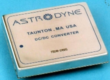 DC/DC Converter Modules have 18-75 Vdc input range.