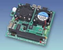 PC/104 Fan Card provides thermal management.
