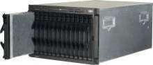 Servers utilize Power PC® 970, 1.6 GHz processors.