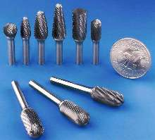 Carbide Burs are suited for various applications.