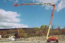 Aerial Work Platform offers 125 ft platform height.