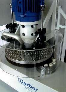 Brushing/Polishing Machine handles ultra-hard materials.