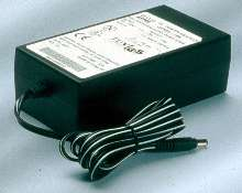 External Switching Power Supply has 60 W of total power.