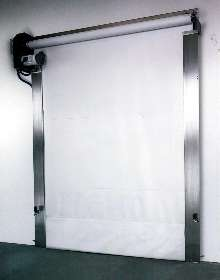 High-Speed Door protects people and products.