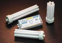 Ballasts support high-wattage compact fluorescent lamps.