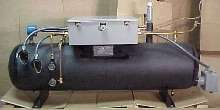Purger works with large tonnage centrifugal chillers.
