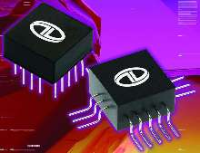 Data Bus Transformer supports high-speed data transmission.