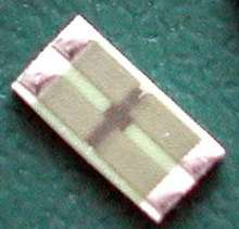 Chip Resistors offer values down to 0.001 ohm.