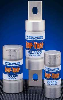 Fuses protect electronic motor controllers.
