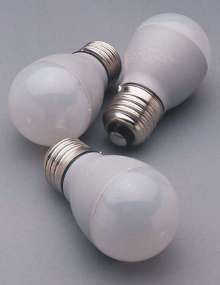 LED Bulbs offer alternative to incandescent bulbs.